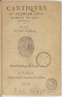 Bildung aus Gallica über Veuve de Maurice de La Porte (14..?-1558?)