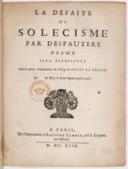 Image from Gallica about Jean-Antoine Du Cerceau (1670-1730)