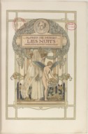 Image from Gallica about Les nuits