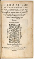 Image from Gallica about Nicolas d' Herberay des Essarts (14..?-1552)