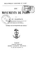 Illustration de la page Alfred de Champeaux (1833-1903) provenant de Wikipedia