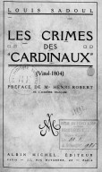 Illustration de la page Louis Sadoul (1870-1937) provenant de Wikipedia