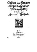 Illustration de la page Ulrich von Hutten (1488-1523) provenant de Wikipedia
