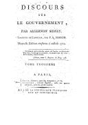 Bildung aus Gallica über Politique et gouvernement -- Grande-Bretagne -- 1603-1714