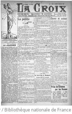 La Croix (1880)