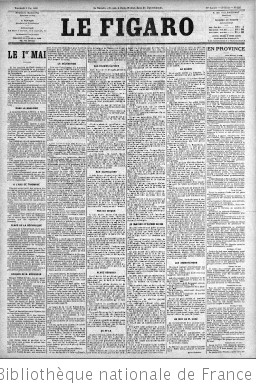 Le Figaro (Paris. 1854)