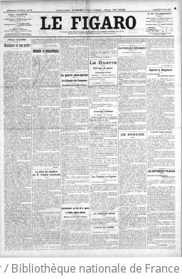 Le Figaro (Paris. 1854)