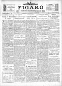 Le figaro du 2 avril 1932