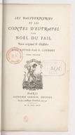 Bildung aus Gallica über Ernest Courbet (1837-1916)