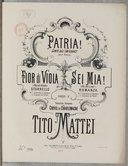 Illustration de la page Tito Mattei (1841-1914) provenant de Wikipedia