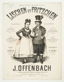 Illustration de la page Lischen et Fritzchen provenant de Wikipedia