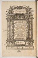 Bildung aus Gallica über Ludwig König (1572-1641)