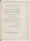Image from Gallica about Guyonne-Élisabeth-Josèphe de Montmorency Luynes (duchesse de, 1755-1830)