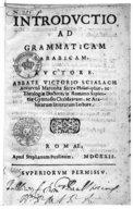 Bildung aus Gallica über Vittorio Scialac (158.-1635)