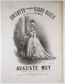 Illustration de la page Auguste Mey (compositeur) provenant de Wikipedia