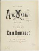 Illustration de la page Charles-F. Domergue (compositeur) provenant de Wikipedia
