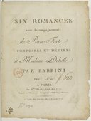 Bildung aus Gallica über Matteo Babbini (1754-1816)
