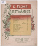 Image from Gallica about Salut d'amour. Piano. Op. 12