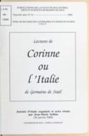 Illustration de la page Corinne ou l'Italie provenant de Wikipedia