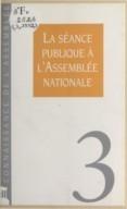 Bildung aus Gallica über France. Assemblée nationale (1958-....)
