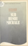 Image from Gallica about Henri Michaux (1899-1984)