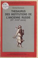 Bildung aus Gallica über Russe (langue)