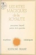 Bildung aus Gallica über Jean-Pierre Bayard (1920-2008)