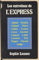 Illustration de la page L' Express (Périodique) provenant de Wikipedia
