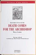Illustration de la page Death comes for the archbishop provenant de Wikipedia