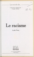 Image from Gallica about Racisme