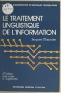 Illustration de la page Linguistique -- Informatique provenant de Wikipedia