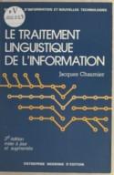 Illustration de la page Linguistique -- Informatique provenant de Wikipedia