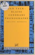 Illustration de la page Blaise Cendrars (1887-1961) provenant de Wikipedia