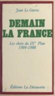 Illustration de la page Jean Le Garrec provenant de Wikipedia