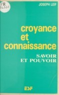 Image from Gallica about Croyance (philosophie)