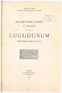 Illustration de la page Léon Homo (1872-1957) provenant de Wikipedia