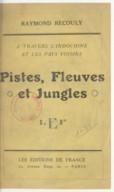 Illustration de la page Raymond Recouly (1876-1950) provenant du document numerisé de Gallica