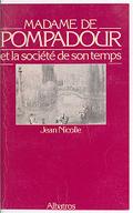 Portrait de Marquise de Pompadour