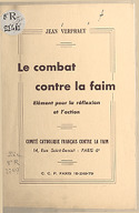 Bildung aus Gallica über Comité catholique contre la faim et pour le développement. France