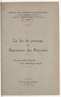 Illustration de la page Marcel de La Bigne de Villeneuve (1889-1958) provenant de Wikipedia