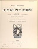 Illustration de la page Maurice Fombeure (1906-1981) provenant de Wikipedia