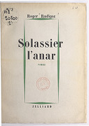 Image from Gallica about Solassier l'Anar