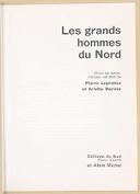 Bildung aus Gallica über Pierre Leprohon (1903-1993)