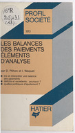 Image from Gallica about Balance des paiements