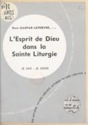Bildung aus Gallica über Gaspar Lefebvre (1880-1966)