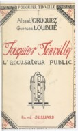 Image from Gallica about Fouquier-Tinville, l'accusateur public