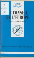 Image from Gallica about Conseil de l'Europe