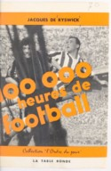 Image from Gallica about 100.000 heures de football