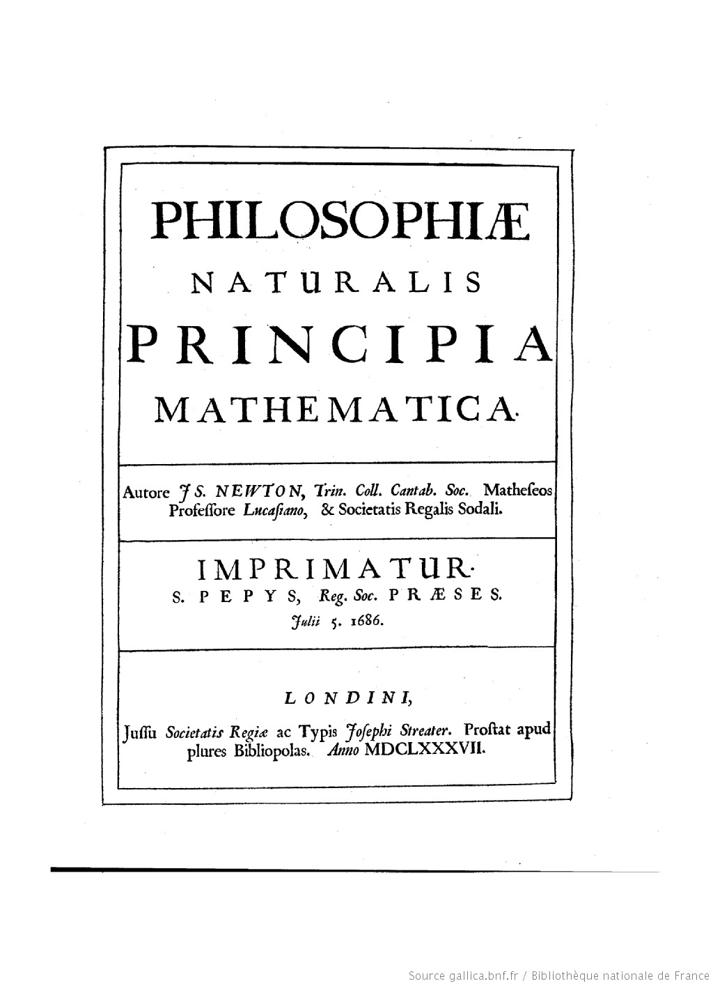 isaac newton europeana blog the principia by isaac newton