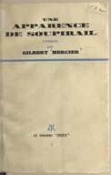 Illustration de la page Gilbert Mercier provenant du document numerisé de Gallica